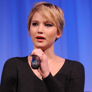 "Jennifer Lawrence Thinks Using the Word ""Fat"" Should be Illegal"