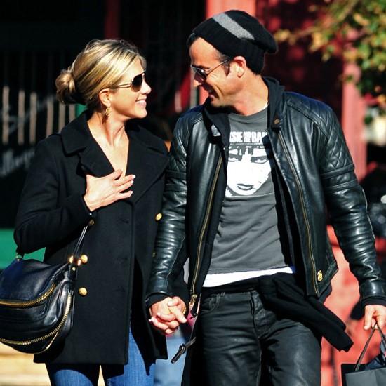 Jennifer Aniston & Justin Theroux Seek Professional Relationship Help?
