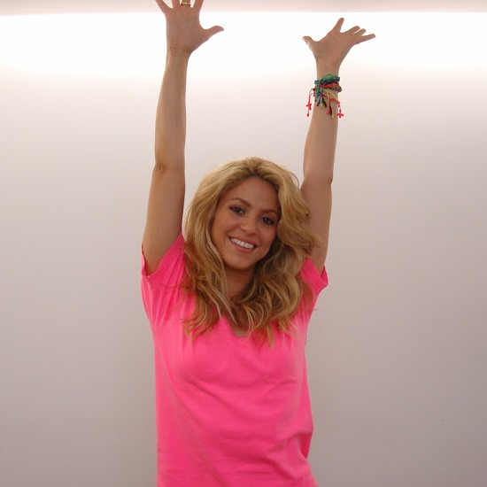 Shakira Reveals Her Post-Baby Body Workout Secrets