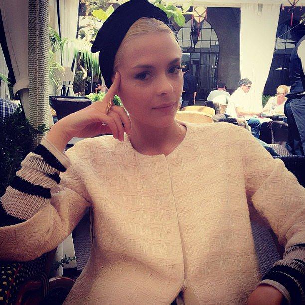 Jaime King on Designer Makeup Inspiration & Her Best Beauty Tips