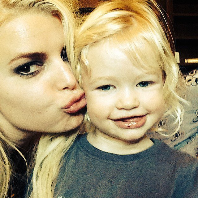 Jessica Simpson's Baby Blonde Wedding Hair Took Months to Create