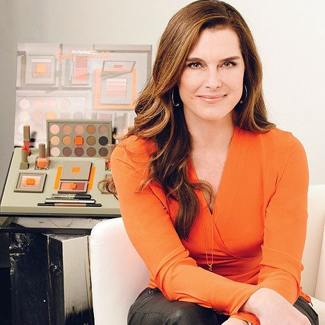 Brooke Shields is Collaborating With MAC for Icon Collection