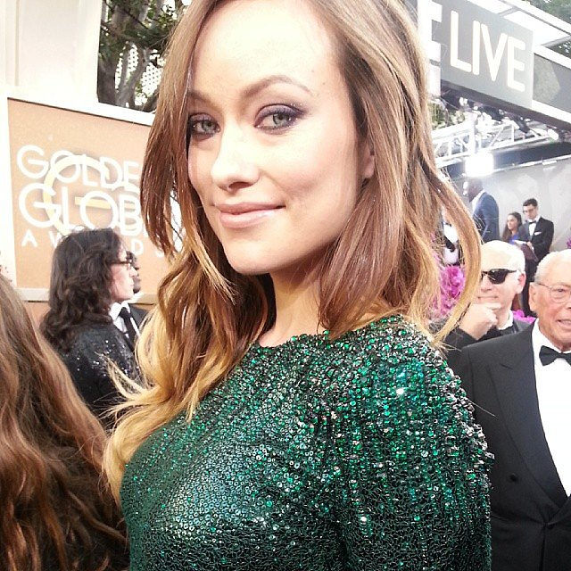 Olivia Wilde Plucked Her Brows to Look Like Kate Moss