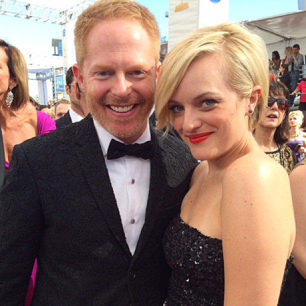 Elisabeth Moss Bored of Retro Style Because of 'Mad Men'