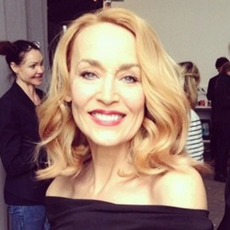 Jerry Hall Reveals Skin & Hair Secret, Tips for Looking Younger