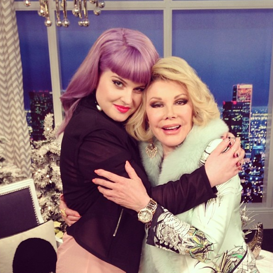 5 Celebrities Pay Tribute to Joan Rivers