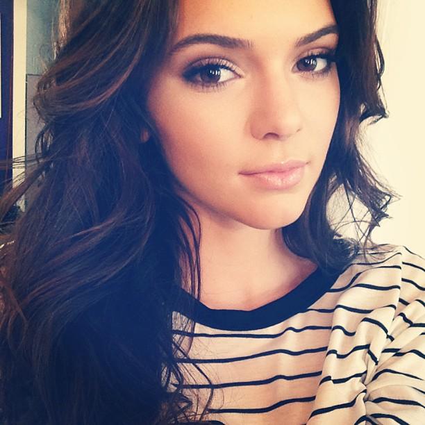 Kendall Jenner Reveals Her Fashion Week Beauty Secrets