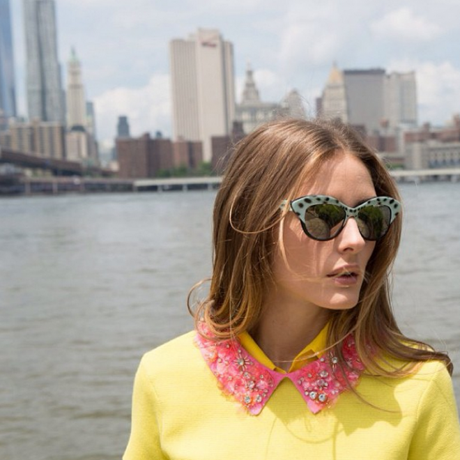 Olivia Palermo on How She Styles Herself & Organizes Her Wardrobe
