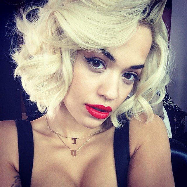 Rita Ora's Under-Eye Dark Bags Makeup Tip & Perfume Memories