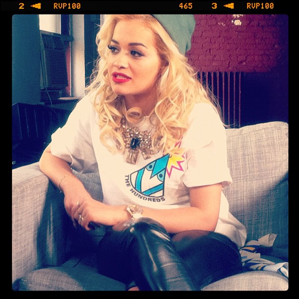 "Rita Ora on Her Experimental Style: ""I'm Up For Trying Anything"""