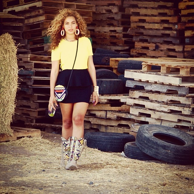 Beyonce to Collaborate With Topshop on New Activewear Line