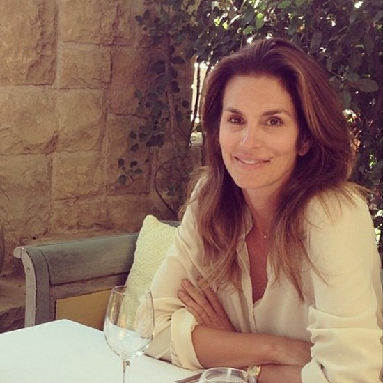 Cindy Crawford Talks About Caring For Her Hair & Reversing Damage