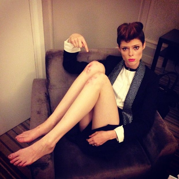 Coco Rocha Offers Kendall Jenner Fashion Week Tips