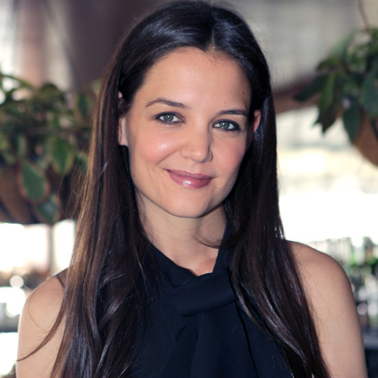 Katie Holmes Opens Up on Landing Olay Ambassador Role
