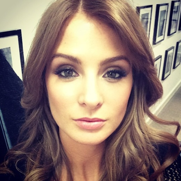 Millie Mackintosh Used Makeup as Escapism During Teenage Years