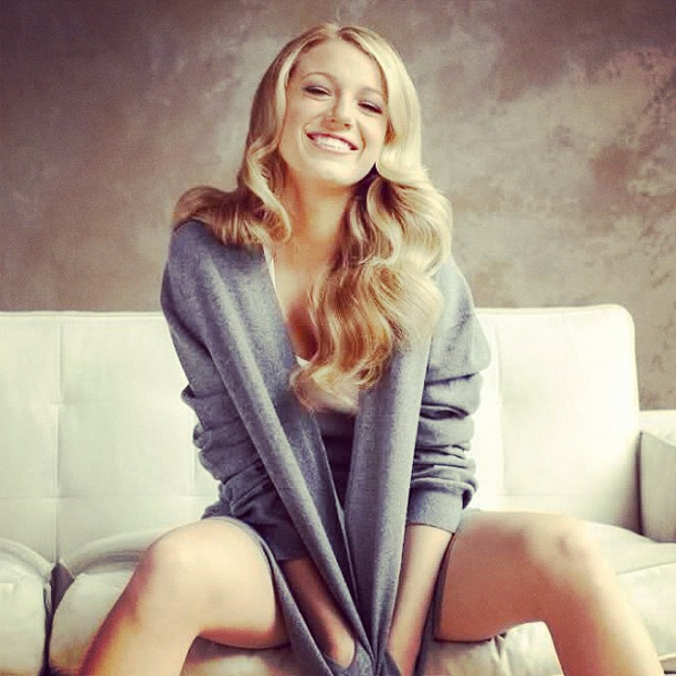 """Blake Lively """"Would Love to"""" Launch Own Fashion Label"""
