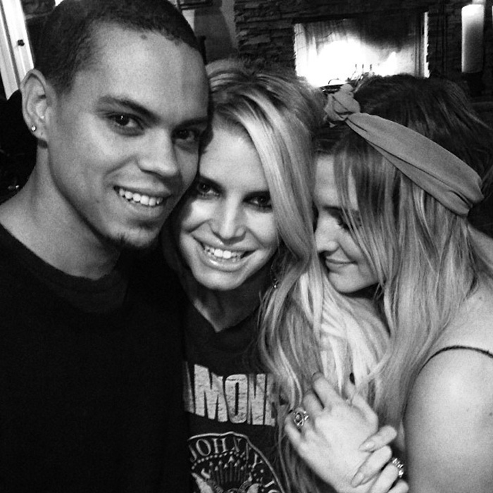 Evan Ross & Ashlee Simpson Launching Unisex Fashion Collection
