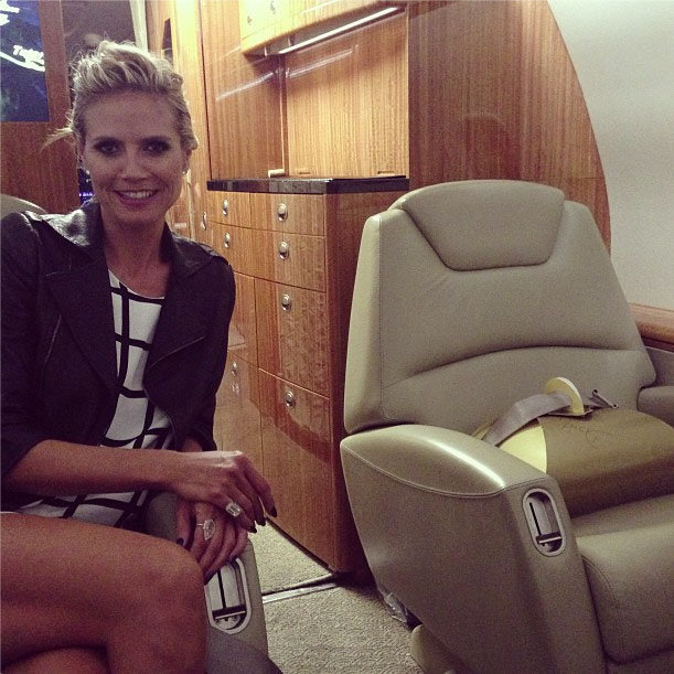 Heidi Klum Thinks Some Models Waste Their Opportunity