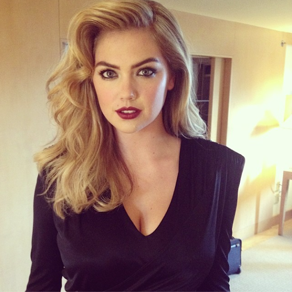 Kate Upton Shares Her Daily Makeup Amp Skincare Regime
