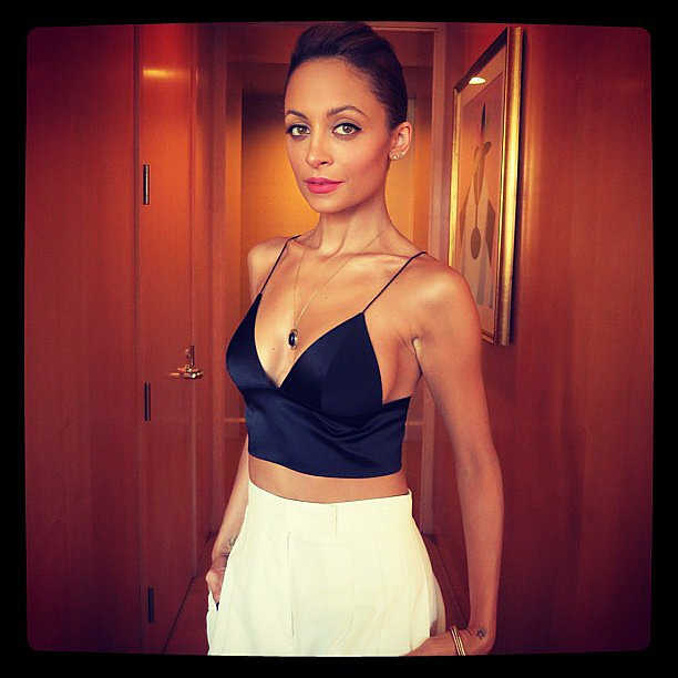 Nicole Richie Says Her Mother Has Been Her Style Inspiration