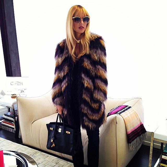 Rachel Zoe Genius Décor Ideas From Instagram: Rachel Zoe Speaks On Her Commitment To Fashion Design