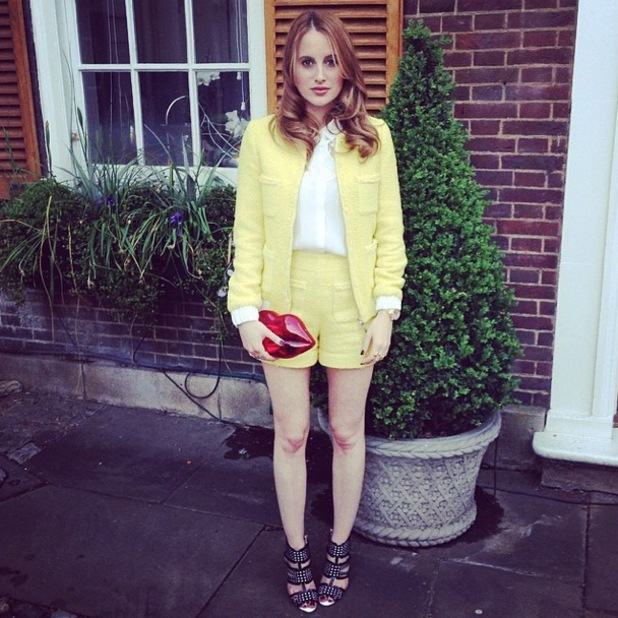 Rosie Fortescue Would Love Cara Delevingne to Wear Her Designs