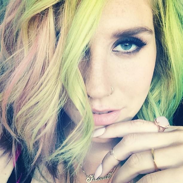 Kesha Describes Her Extensive Beauty & Makeup Routine
