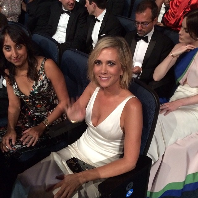 """Kristen Wiig on Fashion: I """"Don't Think About My Style"""""""