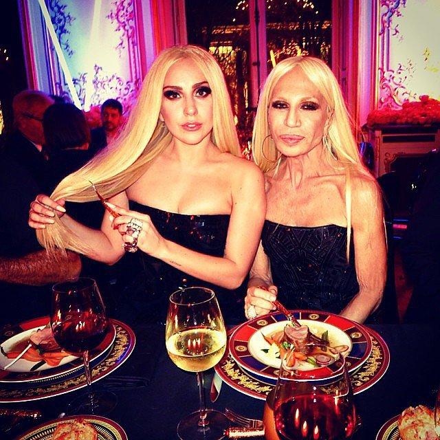 Donatella Versace Thinks Social Media Has Changed Fashion Industry