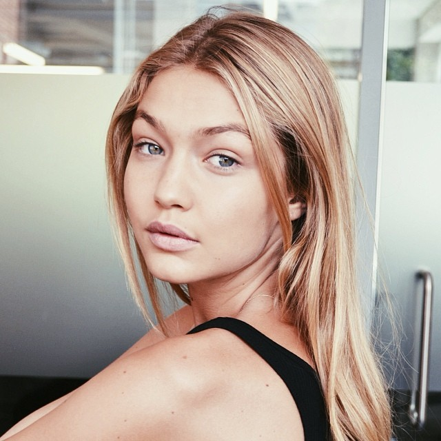 Gigi Hadid on Her Beauty Icon & the Power of Makeup
