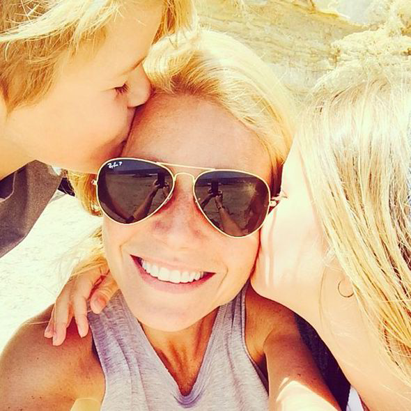 Gwyneth Paltrow Discusses Organic Makeup's Health Benefits