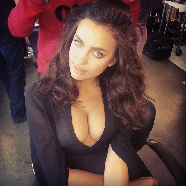 "Irina Shayk on Her Style: ""I Prefer to Buy Classic Pieces"""