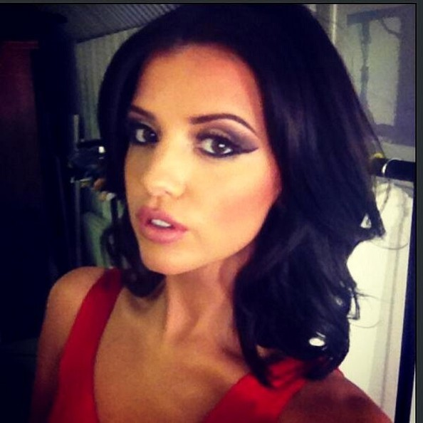 Lucy Mecklenburgh Shares Her Favourite Makeup Looks
