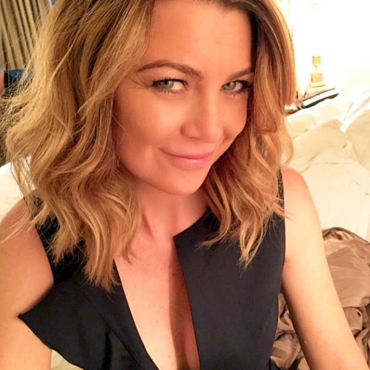 Ellen Pompeo Shares Her Facial Skincare Beauty Secret