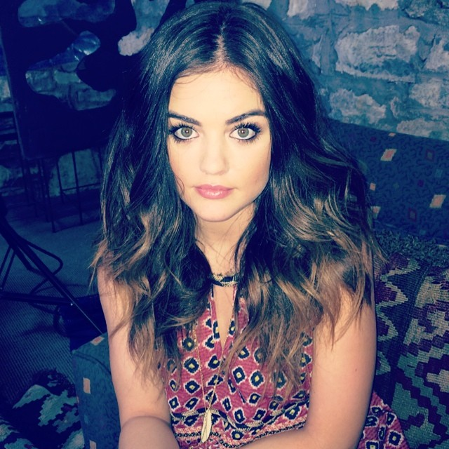 Lucy Hale Shares Her Skincare Routine & Favourite Hair Products