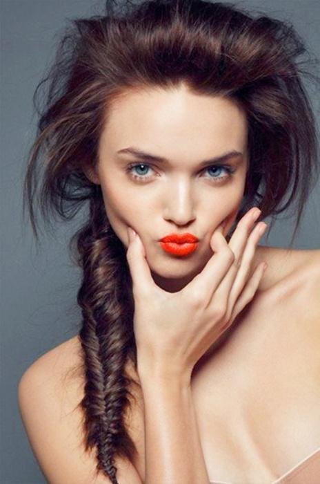 Blood Orange Lipstick - 5 Stylish Alternatives to Classic red lipstick
