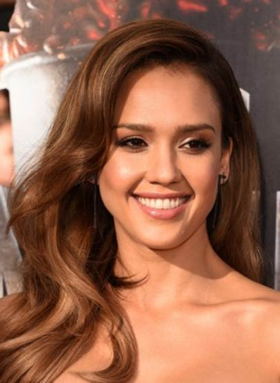 Jessica Alba Shares Inspiring Beauty & Body Advice